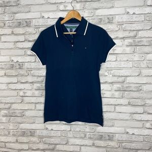 Women's Classic Tommy Hilfiger Fitted Golf Polo